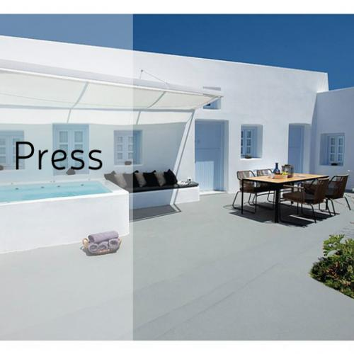 'Anemolia Villa' featured in press