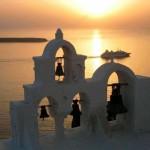 sunset-in-oia-santorini